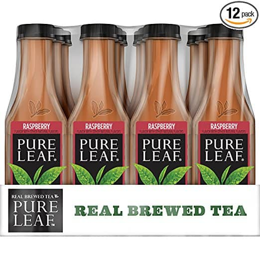 Pure Leaf Raspberry Iced Tea 12 pack $8.58 w/ 5% S&S