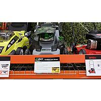 Home Depot Deal: EGO 56V Cordless Electric Lawn Mower B&M YMMV 398.00 (Reg 499.99)