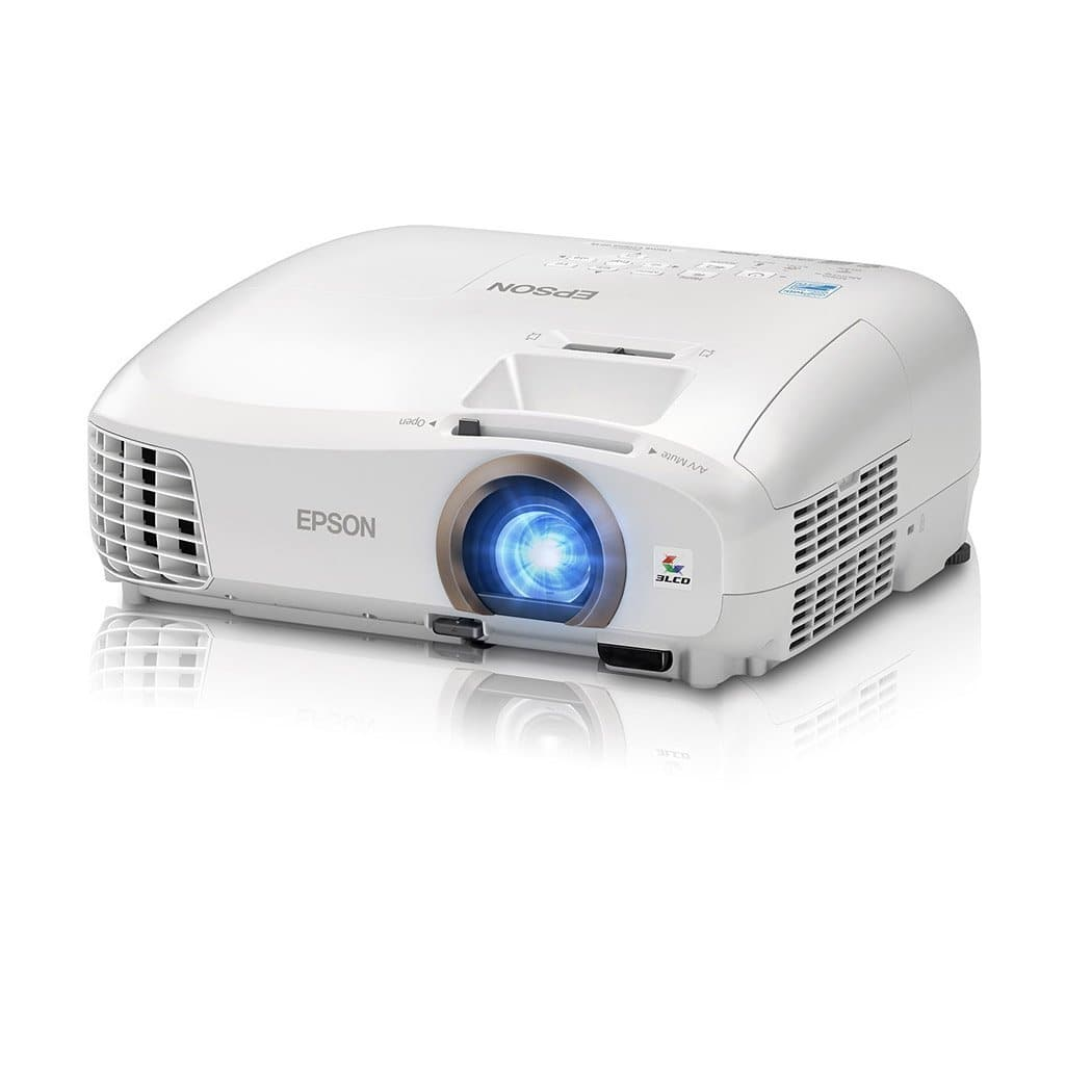 Epson Home Cinema 2045 1080p 3D Miracast 3LCD Home Theater Projector - Amazon Lightning Deal $539