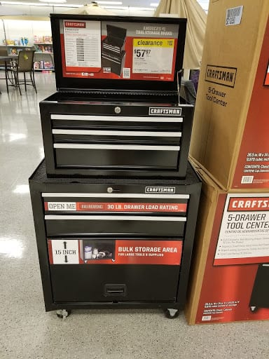 craftsman 5-drawer home series tool center (black) $58 @ sears (ymmv ...