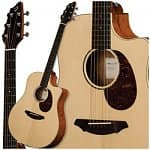 Select Breedlove Accoustic Electric Guitars 60% Off: Passport Plus D250/SBe $320, Passport Plus D/SFe $348, Atlas Solo J350/CM