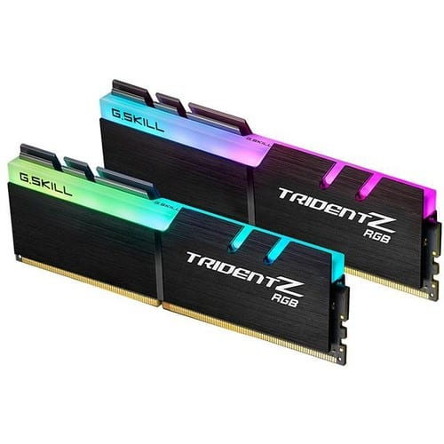 G.SKILL TridentZ RGB Series 16GB (2 x 8GB) DDR4 3200 (PC4 25600) Desktop Memory $209.9 free shipping and no tax outside CA