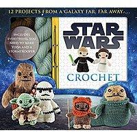 Costco Wholesale Deal: Star Wars Crochet (Crochet Kits) $11.99 Costco B&M