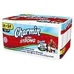 72 Charmin Ultra Strong/Soft Double Rolls + $10 Target GC $37.02 w/S&S