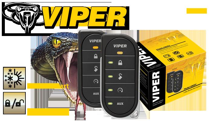 Viper 4806V 2-Way Remote Start & Bypass Module & Geek Squad Installation - $239