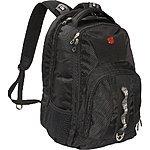 """Jet.com SwissGear SA1271 ScanSmart 17"""" Laptop Backpack, Black $24.97 AC FS"""