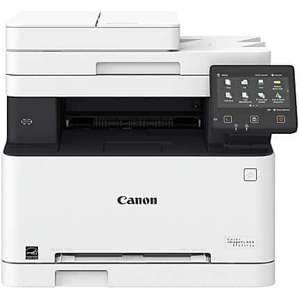 Canon ImageClass MF634CDW wireless/network Duplex print/scan/copier/fax Color Laser All-in-one $179.99+tax for instore pickup Officedepot.com