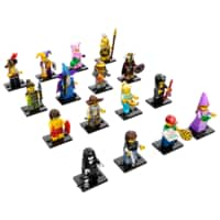 Lego Deal: Lego sets and minifigs on sale at lego.com. Minifigures Series 12 $2, Model Catwalk $9, Lego Movie Flying Flusher $18, Duplo Creative Building Cube $18, and more
