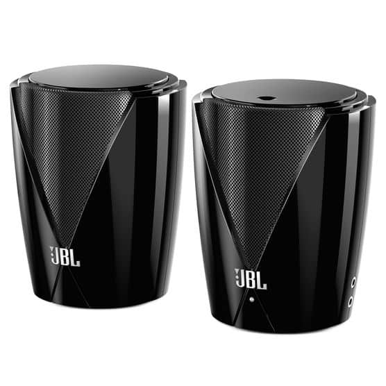 JBL Jembe  2.0 computer speakers - $18 and free shipping at JBL.com