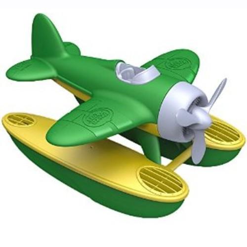 Green Toys Seaplane, Green - $7.74 at Amazon