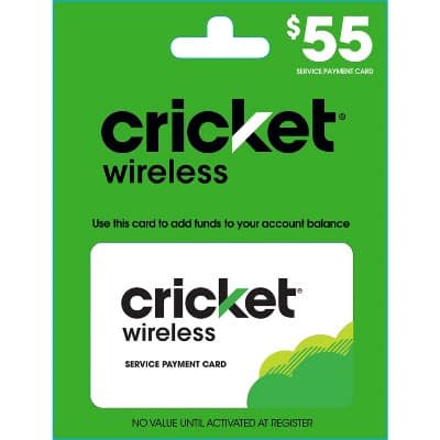 Wireless prepaid phone cards BOGO 10% off @Target (plus 5% off w/ RedCard): Total Wireless, Cricket, Net10, TracFone, more