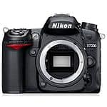 Nikon D7000 Digital SLR Camera - Black DSLR Body. MPN 25468. New + 1yr Warranty-$479