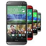 Unlocked HTC 6525 One M8 32GB Android Smartphone-$169.99-Refurb
