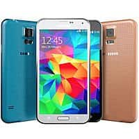 eBay Deal: Samsung Galaxy S5 SM-G900V 16GB Verizon + GSM Unlocked Black White Gold Blue-$189.99 (seller refurb)