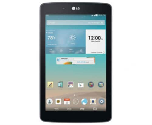 """16GB LG 7"""" G Pad V410 AT&T LTE GSM Unlocked WiFi Tablet  $90 + Free Shipping"""
