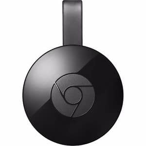 Google Chromecast - Wireless Media Streaming (Latest Model) - Google via ebay - $30