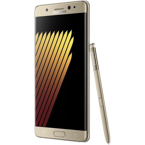 "Samsung Galaxy Note 7 DUOS N930FD 5.7"" LTE GSM Factory Unlocked 64GB Smartphone - $789.99"
