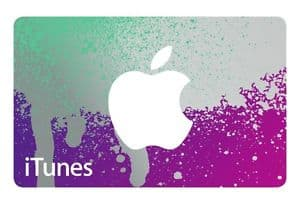 $50 iTunes® Gift Card for only $42.50 - mail delivery