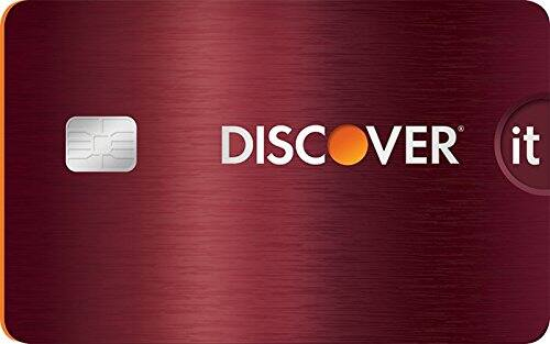 Discover Card - Double cash back for first 12 months - New card members only - $50 amazon gift card - YMMV