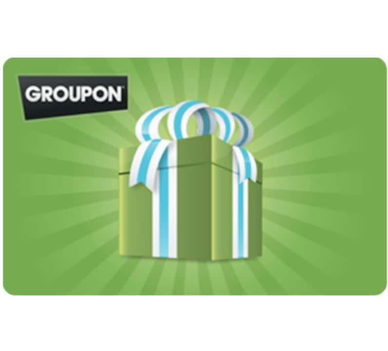 Get a $100 Groupon Gift Card for only $90 - Email delivery