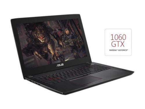 "ASUS 15.6"" FHD Laptop Corei7 7700HQ 16GB RAM 256GB M.2 SSD+1TB HDD GTX 1050 4GB-$830 - newegg via ebay"