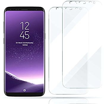 2-Pack Galaxy S8 Screen Protector for Only 97¢ & More!
