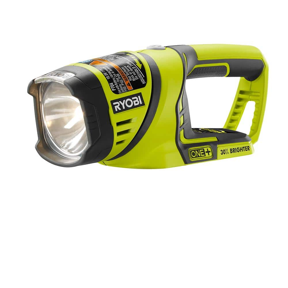 Ryobi 18 Volt light, $3.49, Certified Pre-Owned + shipping $3.49