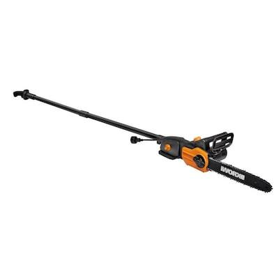 WORX WG309  10-in 8-Amps Corded Electric Pole Saw $40.79 at Lowes