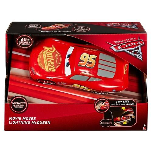 Expired - Disney Cars Disney/Pixar Cars 3 Movie Moves Lightning McQueen Vehicle $5.95
