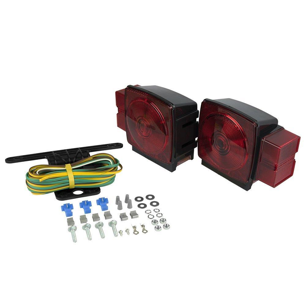 Blazer C6424 Square Submersible Trailer Light Kit - $12.93 FS w/ Prime Membership