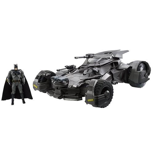Amazon: Justice League Ultimate Batmobile RC Vehicle & Figure - $150