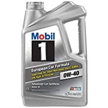 Mobil 1 - 5 quart jug Synthetic $22.88 amazon prime members only
