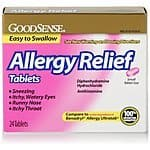 Cheap Generics Medicine (e.g. 62.5 cents for 24-pk allergy) or Paper Products / Laundry @ Amazon Prime Pantry - must have No-Rush Credits - free ship