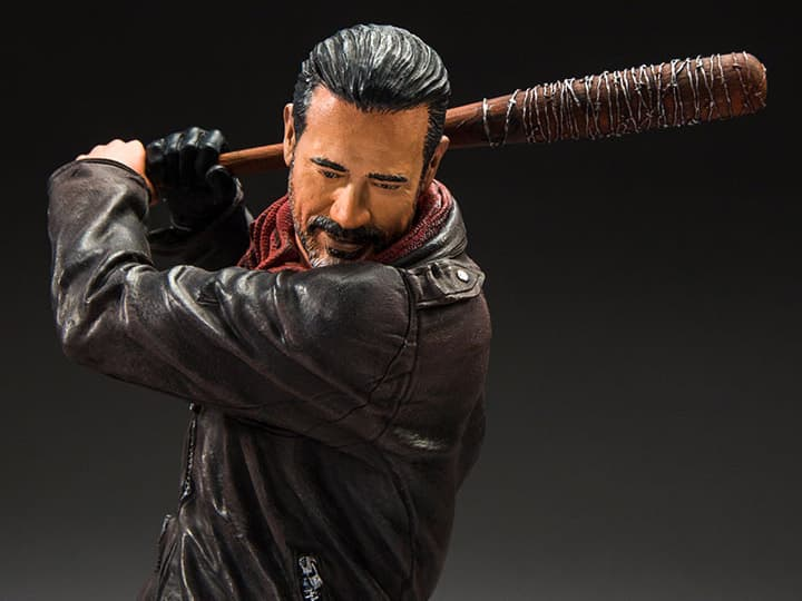 """The Walking Dead 10"""" negan Deluxe Figure $13.99 +Free shipping @ Big Bad Toy Company"""