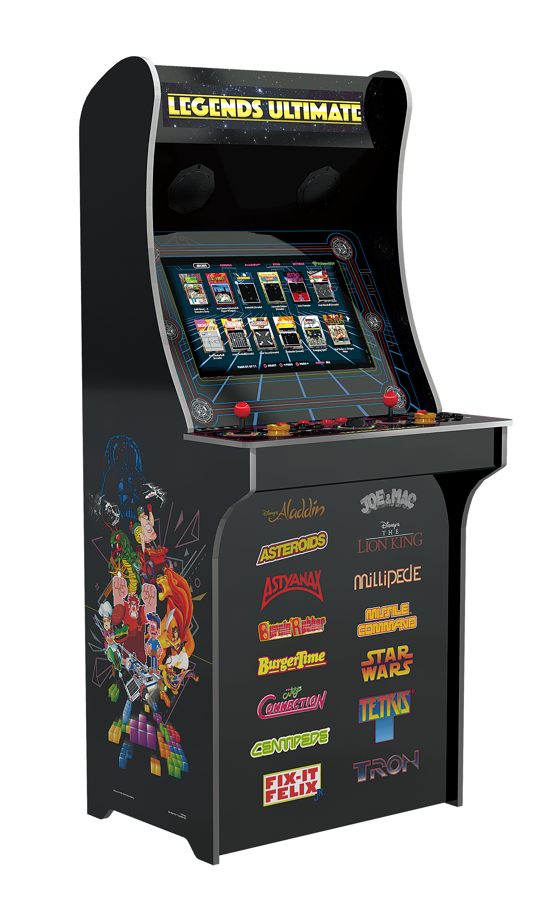 AtGames Legends Ultimate Home Arcade IN STOCK at Walmart! $549.99