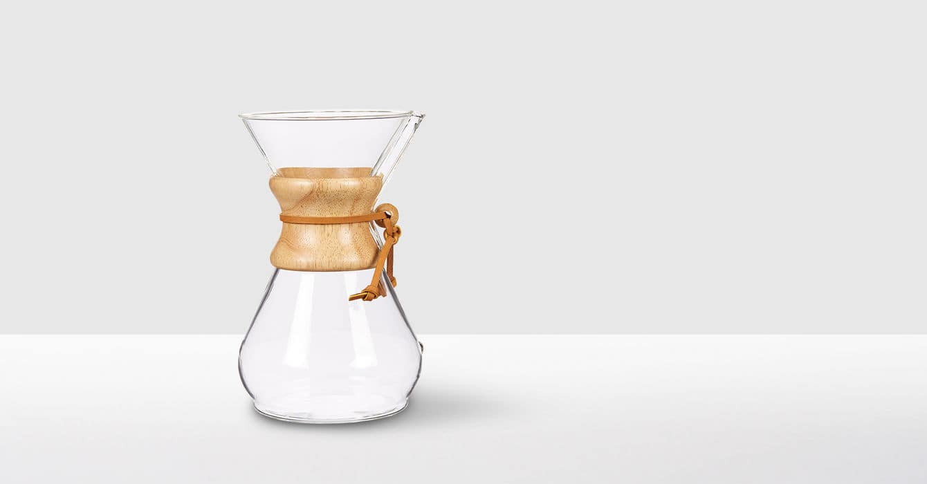 Chemex 8-cup Coffee Maker - $20.98 plus tax - Shipping free for order over $50