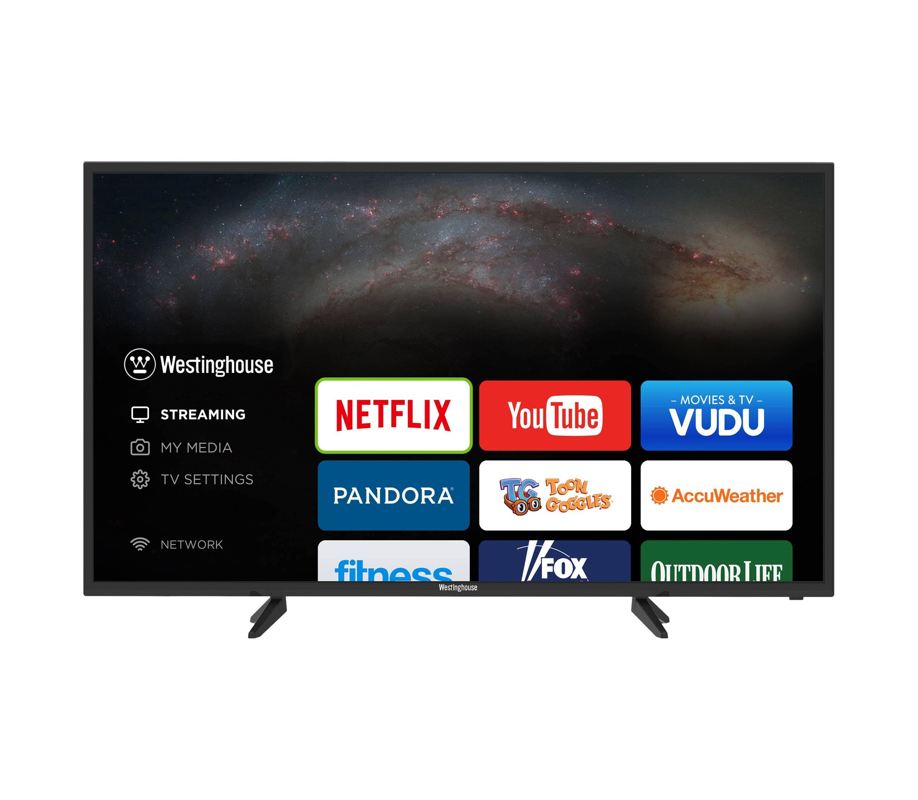 "Westinghouse 55"" 4K UHD Smart TV @ Target - $249.99 or $199.99 w/20% off coupon!"