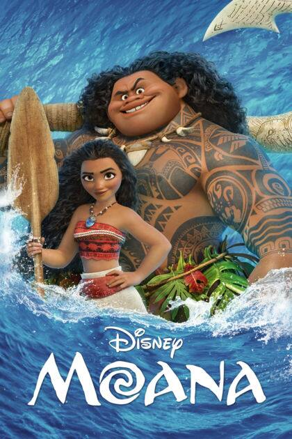 Disney HD Digital Downloads - Moana, Beauty and the Beast, Rogue One, etc. - $2