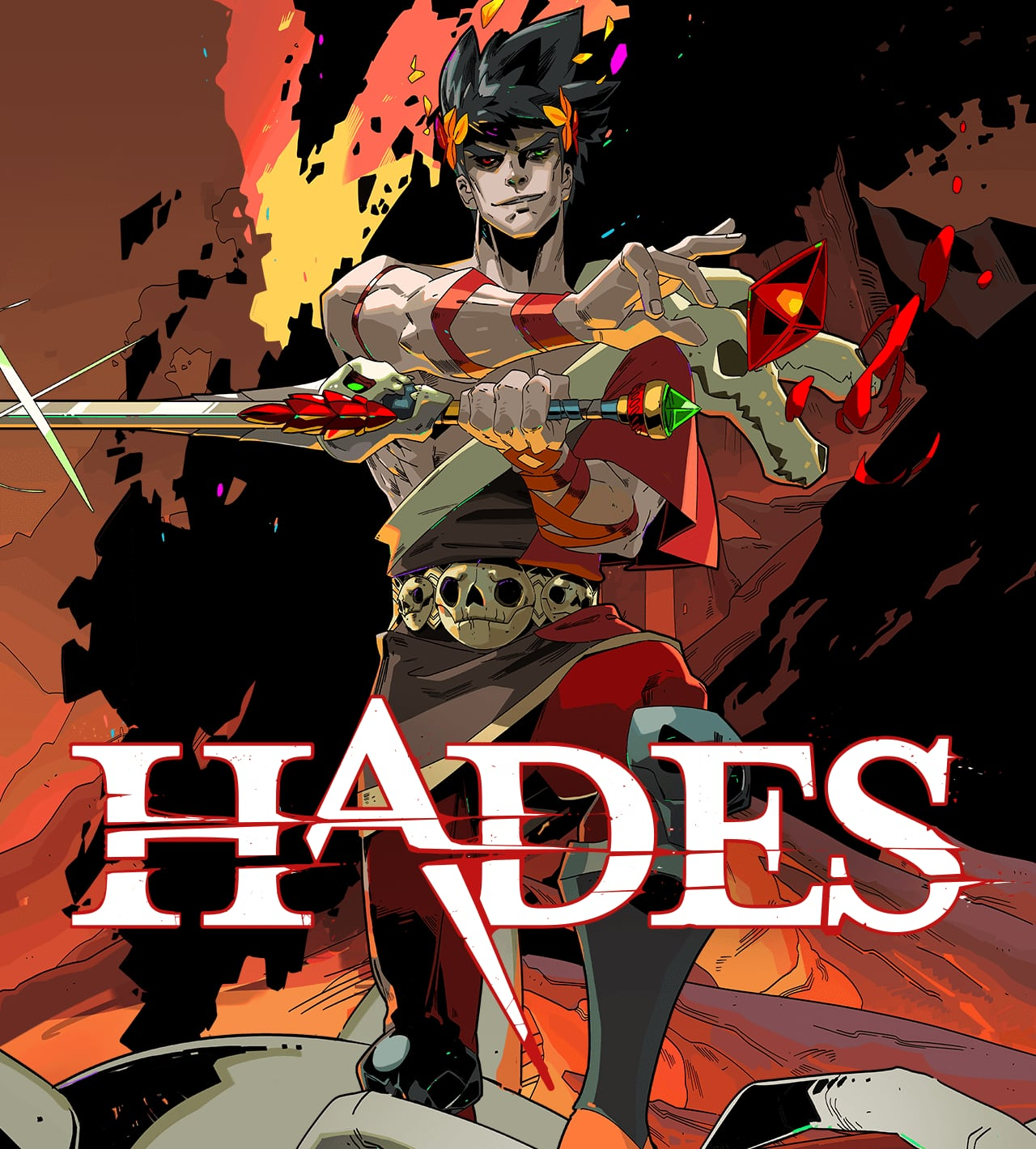 Hades for $9.99 AC on Epic Store