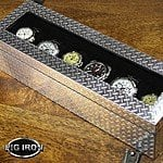 Field Supply: Pig Iron Watch Box - $38 Shipped