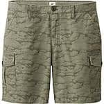 UNIQLO: Men's Cargo Shorts by MB - $10 Plus Free Shipping on $50+