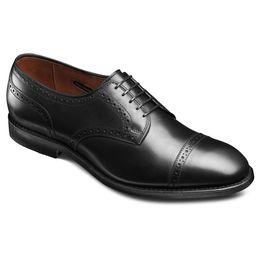 Allen Edmonds: The City Cap Toe Dress Shoe (Black Calf) - $197 Plus Free Shipping