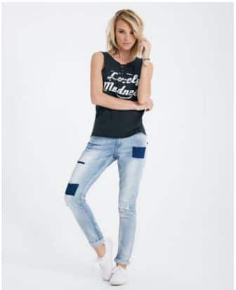 Wet Seal: Jeans and Joggers - $8 Plus Free Shipping on $49+