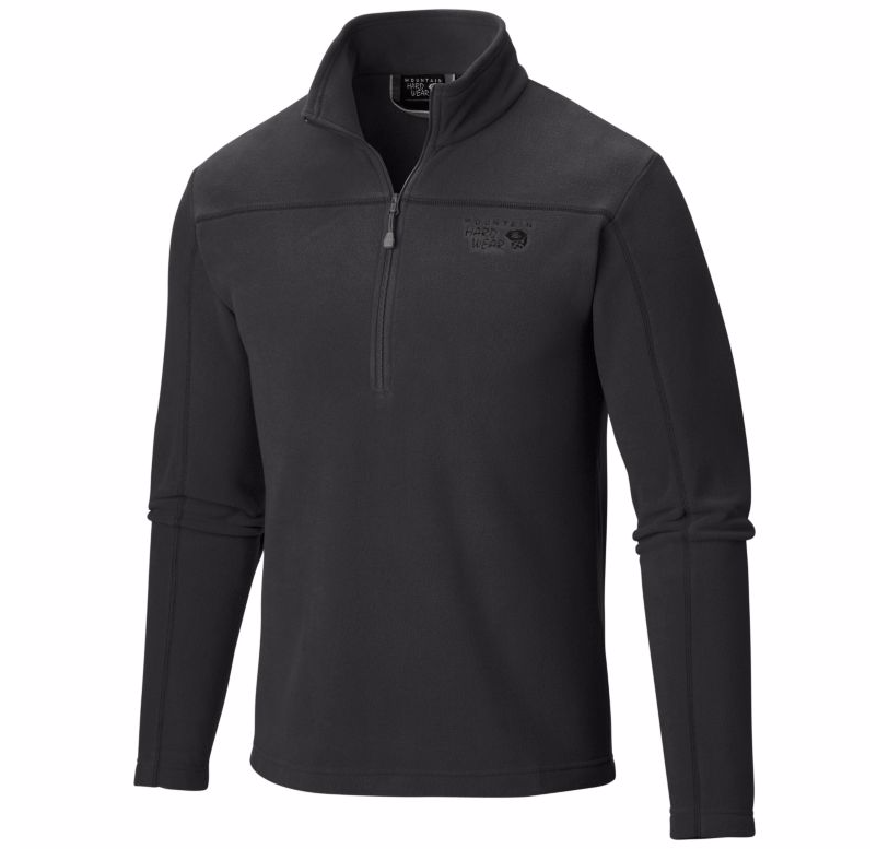 Mountain Hardwear: Men's Microchill Zip T (Various Colors) - $27.98 Plus Free Shipping with Elevated Rewards