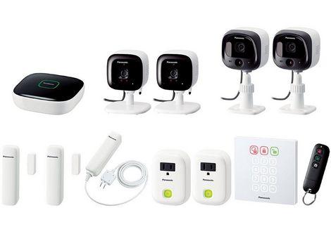Panasonic: Complete Smart Home Monitoring System (KX-HN6090W) - $99.99 Plus Free Shipping