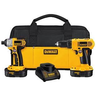 Home Depot: 2-Tool DeWALT 18-Volt Ni-Cad Cordless Combo Kit (DCK235C) - $99 Plus Free Shipping