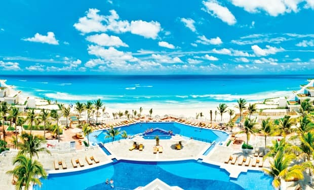 Groupon: All-Inclusive Stay for Two at Grand Oasis Sens Cancun, QR (21+) - $157.50 Per Night