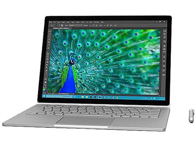 Newegg: Microsoft Surface Book 2-in-1 Laptop (Refurb): i5, 256GB SSD - $1106 Plus Free Shipping