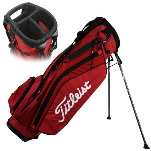 Proozy: Titleist Single Strap Stand Golf Bag - $74 Plus Free Shipping