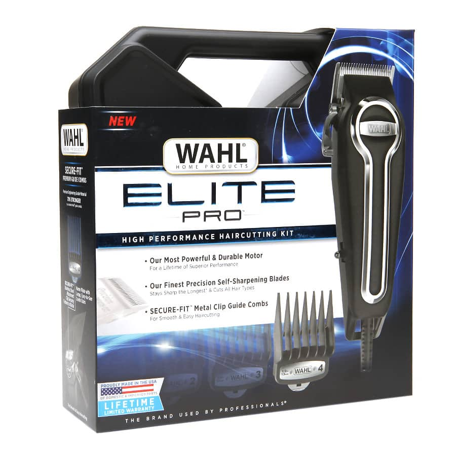 Walgreens: Wahl Elite Pro High Performance Haircutting Kit - $32.49 Plus Free Ship to Store